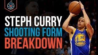 getlinkyoutube.com-How to: Stephen Curry Shooting Form