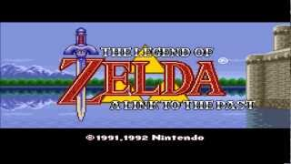 The Legend of Zelda - A Link To The Past - Ending Theme