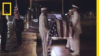 getlinkyoutube.com-Pearl Harbor Hero Returns Home After 75 Years in an Unknown Grave   National Geographic