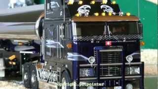 getlinkyoutube.com-TAMIYA SPEZIAL TRUCK Globeliner XXL