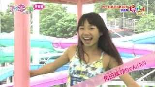 getlinkyoutube.com-ピラメキーノ「子役恋物語」 3日目すずの水着セクシーショット(2015.08.18)
