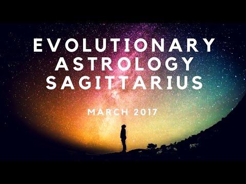 SAGITTARIUS   MARCH 2017 Horoscope   Raising Vibrations Astrology