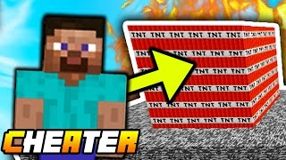 getlinkyoutube.com-CHEATING FACTION TRIED TO RAID US?! (Minecraft Ice Factions #27)