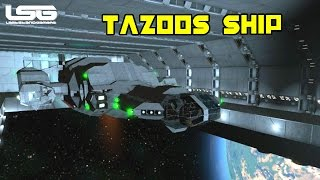 getlinkyoutube.com-Space Engineers - Tazoo's Wacky Small Ship