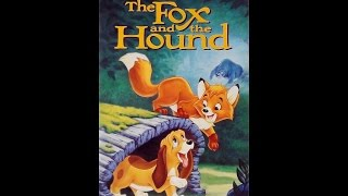 Digitized Opening To The Fox And The Hound (UK VHS   Version 2)