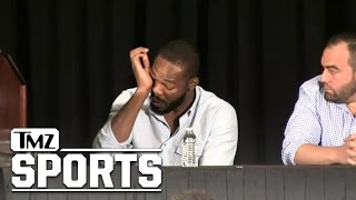 Jon Jones Speaks Out on Failed Drug Test | TMZ Sports