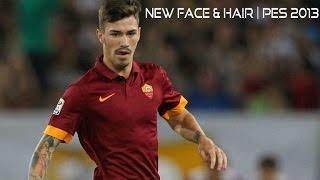 getlinkyoutube.com-PES 2013   New face & hair ALESSIO ROMAGNOLI 2015/16 [720p]