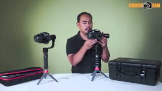 getlinkyoutube.com-CAME-TV CAME-SINGLE Gimbal  PilotFly H1+ Nebula 4000 Comparison