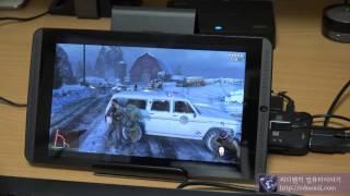 getlinkyoutube.com-엔비디아 쉴드 태블릿 GTA5 스트리밍 게임