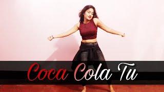 COCA COLA TU Dance Video | Tony Kakkar ft. Young Desi | Let's Dance With Shreya