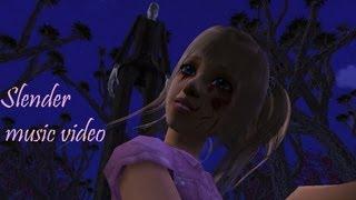 getlinkyoutube.com-Slender man - Music Video [Sims 2 Machinima]
