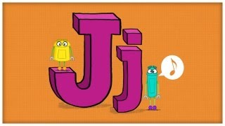 "ABC Song: The Letter J, ""Jump For J"" by StoryBots"