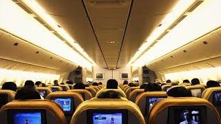 getlinkyoutube.com-Singapore Airlines Turbulence Experience: SQ963 Jakarta to Singapore