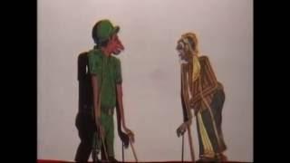 Wayang Kampung Sebelah - Lucu Ngakak - Gebyar Festival Desa Pojok Mojogedang Karanganyar_ Disk 1