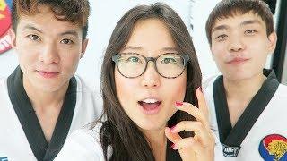 Taekwondo Training ft. K-Tigers ♦ BTS Dance Cover width=