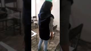 دختر ایرانی در مدرسه رقص 😘😘