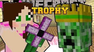 getlinkyoutube.com-Minecraft: EPIC TROPHIES (HUNT DOWN MOBS FOR TROPHIES!) Mod Showcase