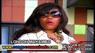 getlinkyoutube.com-LONDON MAKAMBO ''QUI A DIT QUE MAMIE KALUME AZA NA SIDA''