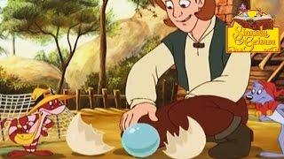 getlinkyoutube.com-La Boule De Cristal - Simsala Grimm HD   Dessin animé des contes de Grimm