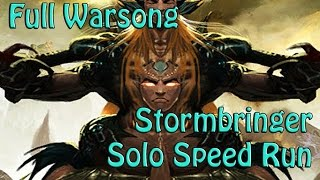 getlinkyoutube.com-PWI - Stormbringer Soloing Full Warsong in 20 minutes (Speed Run - after pavs)