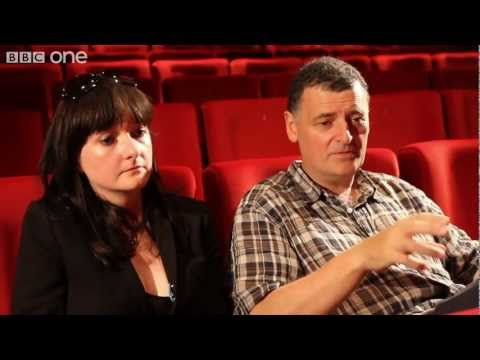 Steven Moffat interview on Blink and the Weeping Angels - Doctor Who: Ask the Execs - BBC One