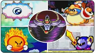 getlinkyoutube.com-Kirby Nightmare in Dreamland - All Bosses