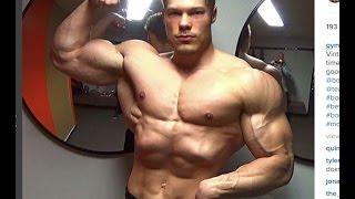 getlinkyoutube.com-22 Years Old Arnold Schwarzenegger Double From Netherlands : Wesley Vissers !!