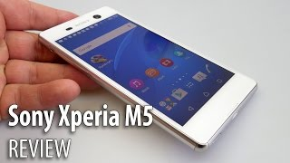 getlinkyoutube.com-Sony Xperia M5 Dual Review (Waterproof midrange cameraphone) - GSMDome.com