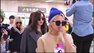 getlinkyoutube.com-[1080p] 151006 [SNSD] - Gimpo Airport