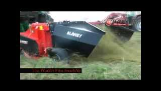 Blaney Agri SwathAir Pro - With Grouper Feature