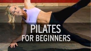 getlinkyoutube.com-Pilates For Beginners