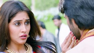 getlinkyoutube.com-Subramanyam For Sale Comedy Scenes - Wife and Husband Contest - Sai Dharam Tej, Regina Cassandra