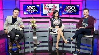 """getlinkyoutube.com-Talkshow Quang Minh & Hồng Đào giới thiệu DVD """"100 Ngày Yêu"""" (Vietface TV)"""