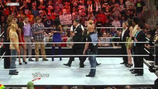 Raw: The Miz & Alex Riley confront