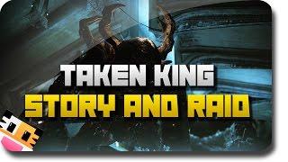 "getlinkyoutube.com-Destiny Gamescom - ""The Taken King"" Raid & Story (Destiny Taken King Gameplay)"