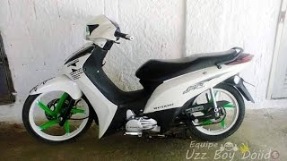 #22 Motos Modificadas e Rebaixadas - Equipe Uzz Boy Doiido Pe - ( Penultimo Video Do Ano )