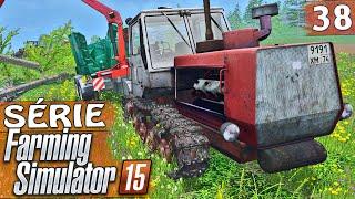 getlinkyoutube.com-Farming Simulator 2015 - Triturando Árvores