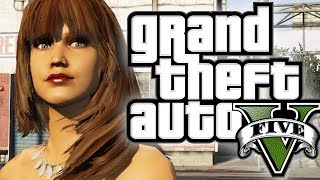 getlinkyoutube.com-GTA 5 - The Mystery of Sapphire the Stripper (Funny Moments In Grand Theft Auto V)
