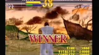 getlinkyoutube.com-Street Fighter EX2 - Ryu playthrough