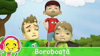 getlinkyoutube.com-Boroboata - Cantec Animat Pentru Copii