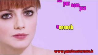 getlinkyoutube.com-ANNALISA SCARRONE - Diamante lei e luce lui