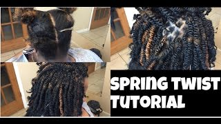 getlinkyoutube.com-#39. SPRING TWIST