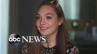 How dance prodigy Maddie Ziegler went from 'Dance Moms' to being friends with Sia