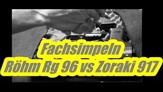 getlinkyoutube.com-Fachsimpeln Röhm RG 96 vs  Zoraki 917