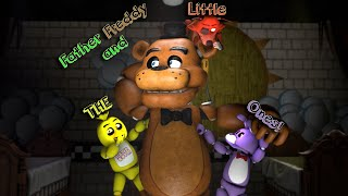 getlinkyoutube.com-SFM: FNAF | Father Freddy, and the little ones!