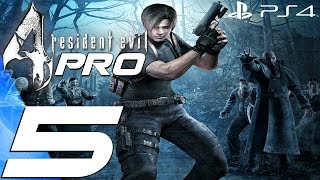 getlinkyoutube.com-Resident Evil 4 (PS4) - Professional Gameplay Walkthrough Part 5 - Ashley Rescue & Luis Death