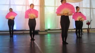 getlinkyoutube.com-Asian Fan Dance