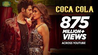 Luka Chuppi: COCA COLA Song   Kartik A, Kriti S   Tony Kakkar Tanishk Bagchi Neha Kakkar Young Desi