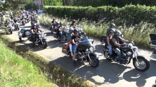 HARLEY DAVIDSON 2015 - Parade du 16 Mai 2015 à Grimaud (83)
