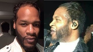 getlinkyoutube.com-Jaheim's Hairline Wants To Break Charlamagne's Rib Cage After Donkey Of The Day